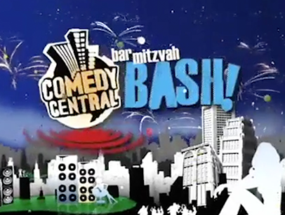 COMEDY CENTRAL'S BAR MITZVAH BASH